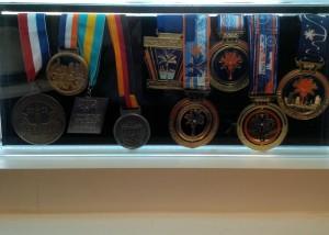Marcelo Castro Alves Medals